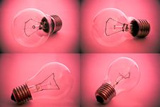 Free Color Bulb Collection Stock Photography - 16200932