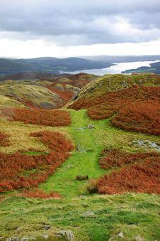 Free The English Lake District Stock Photo - 16202020