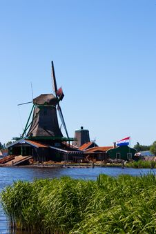 Free Mills In Holland Stock Photos - 16202023