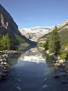 Free Lake Louise Banff National Park Canada Stock Photos - 16202033