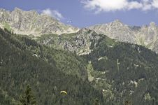 Free Chamonix Le Mont-Blanc Stock Photo - 16202700