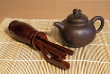 Free Chinese Teapot Stock Photo - 16203960