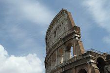 Free Roman Coliseum Stock Photography - 16205152
