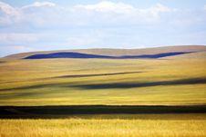 Free Mongolia Grassland Stock Images - 16205244