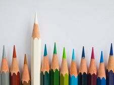 Free Color Pencil Stock Photo - 16205270