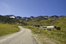Free Val Thorens (2770 M.) Stock Photos - 16206163