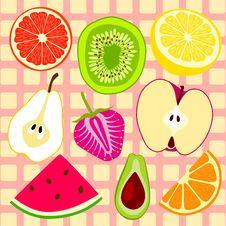 Free Fruit Design Royalty Free Stock Image - 16206516
