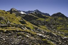 Free Val Thorens (2770 M.) Stock Photography - 16206632