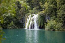 Free Plitvicer Waterfalls Stock Photo - 16207070