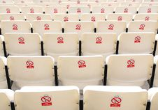 Free Rows Of Seats Stock Images - 16207834