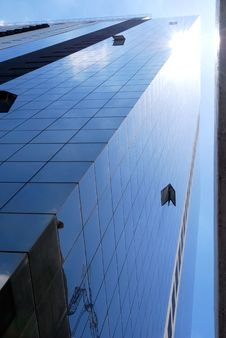 Free The Skyscraper Stock Image - 16208661