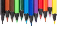 Free Pencils Royalty Free Stock Photography - 16209687