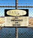 Free Danger Sign Stock Photo - 16210730