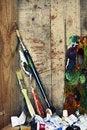 Free Brushes Stock Image - 16210821