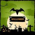 Free Halloween Night Royalty Free Stock Photo - 16215325