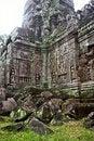 Free Ruined Temple, Cambodia Stock Photos - 16215423