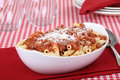 Free Penne Pasta Meal Stock Image - 16216811
