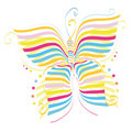 Free The Butterfly Royalty Free Stock Photography - 16216967
