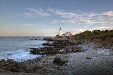 Free Portland Head Light - Lighthouse Stock Images - 16210404