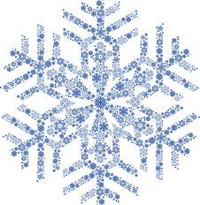 Free Snowflakes Stock Image - 16210491