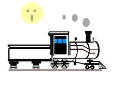 Free Choo Choo Train Stock Photo - 16210510