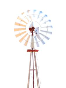 Free Surrealistic Windmill Stock Photos - 16211493