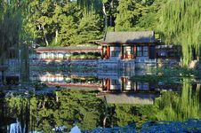 Free Chinese Garden  In Beijing  Summer Palace Stock Images - 16211934
