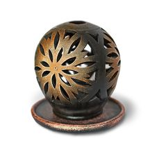 Free Candlestick In The Form Of A Ball Royalty Free Stock Image - 16212026