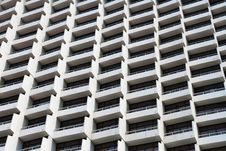Free Highrise Hotel Building Stock Photography - 16212172