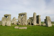 Free Stonehenge Royalty Free Stock Images - 16213039