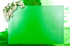 Free Green Greeting Card Stock Photos - 16213493