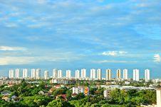 Free Skyscraper In Bangkok City Stock Photos - 16214173