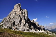 Free Landscape Dolomites Stock Photography - 16214322