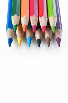 Free Color Pencils Stock Images - 16214574