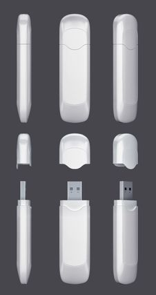 Free USB Modem Stock Photos - 16214813