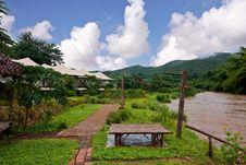 Free Oriental Resort Royalty Free Stock Photography - 16215247