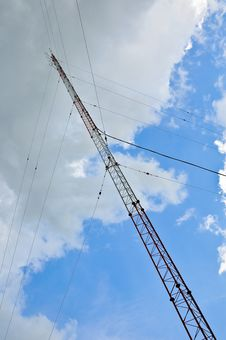 Free Antenna Stock Photo - 16217170