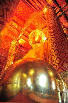 Wat Pha Nan Cheng 1 Stock Photos