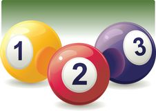 Free Vector Icon Of Billiard Royalty Free Stock Photo - 16217565