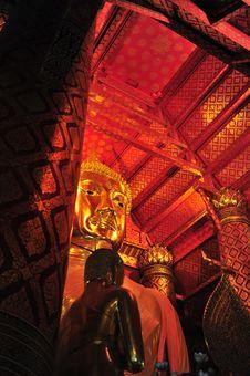 Wat Pha Nan Cheng 2 Stock Image