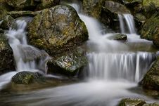 Free Small Waterfalls Royalty Free Stock Images - 16217959