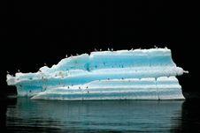 Free Glacier Ice Royalty Free Stock Photo - 16218175