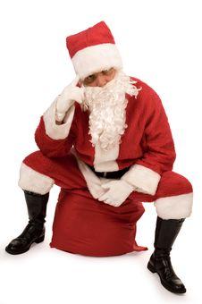 Free Santa Claus Stock Photo - 16218810