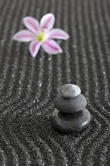 Free Zen Garden Royalty Free Stock Photo - 16218905
