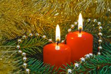 Free Christmas Decoration Royalty Free Stock Photography - 16218927