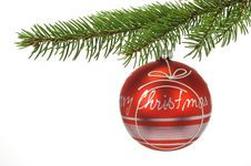 Free Christmas Decoration Royalty Free Stock Images - 16218959