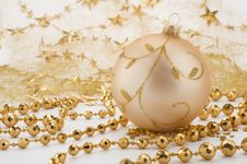 Free Christmas Decoration Stock Image - 16219031