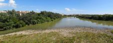 Free Guadalquivir River - Up River View Stock Photos - 16219223