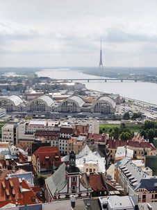 Free Riga Royalty Free Stock Image - 16219876