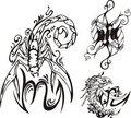 Free Scorpion.Fantasy Zodiac. Stock Images - 16227304
